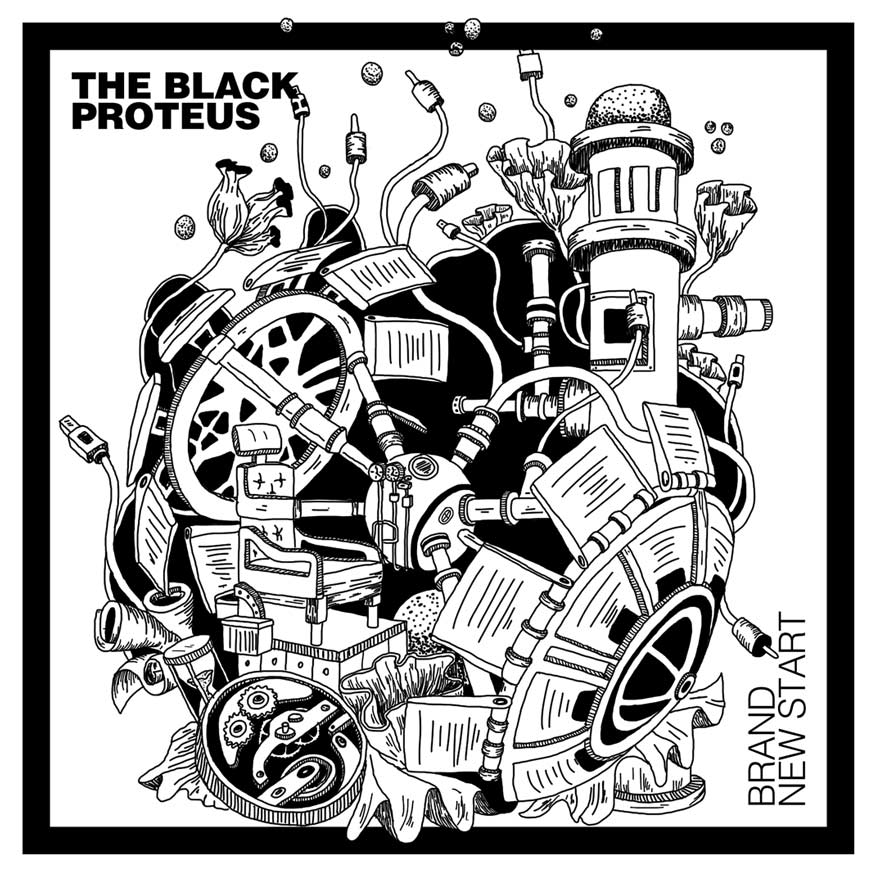 The Black Proteus - Brand New Start (single)